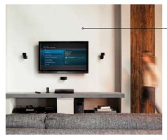 Bose Sistema home cinema